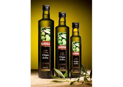 Aceite de oliva Sandua virgen extra RET