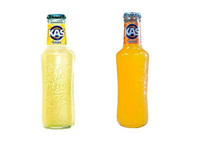 Kas naranja y limón