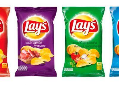 Patatas Lays Matutano