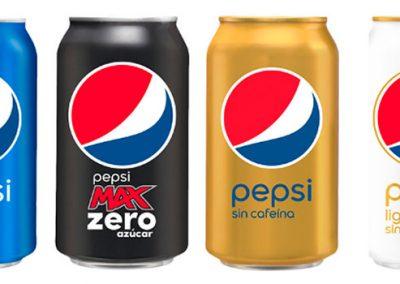 Pepsi en lata