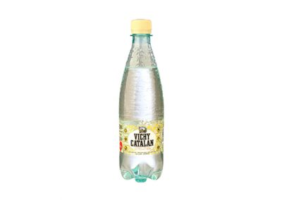 Vichy Catalan agua con gas PET