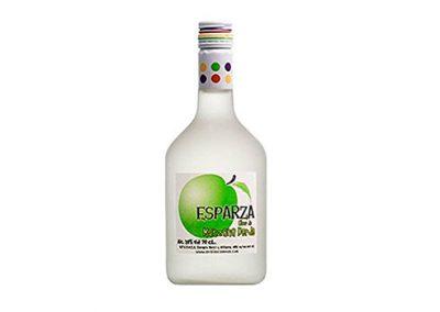 Licor de manzana Esparza