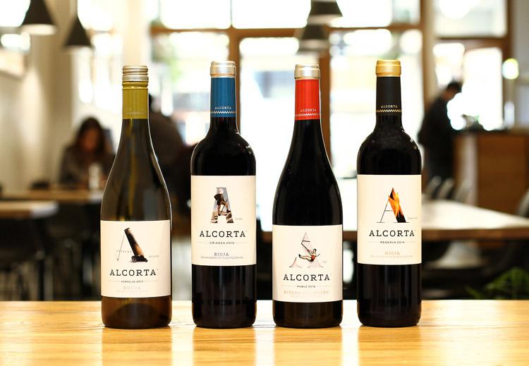Alcorta renueva su imagen y amplía gama de vinos