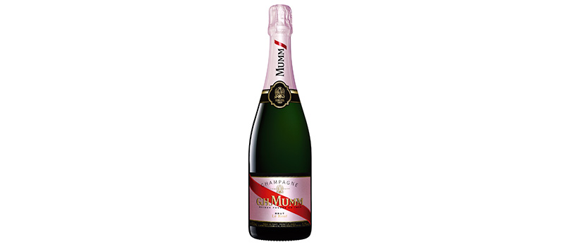 Champagne Mumm Rose
