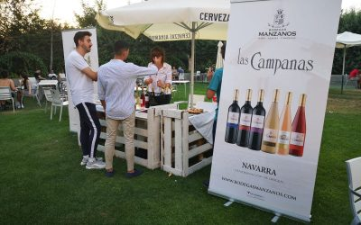 Degustación vinos Manzanos Las Campanas